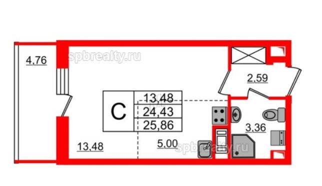 ЖК Pulse на набережной (Пульс на набережной)
